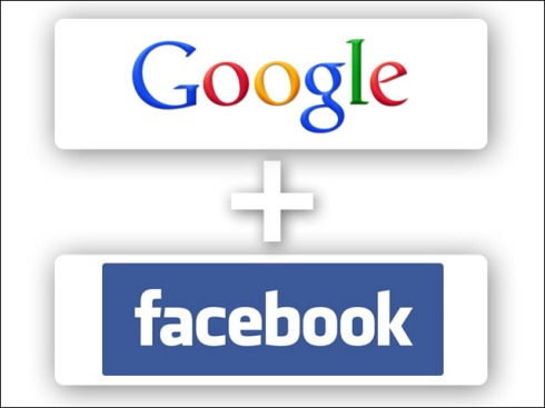 Is merge between google and facebook possible, but also profitable?