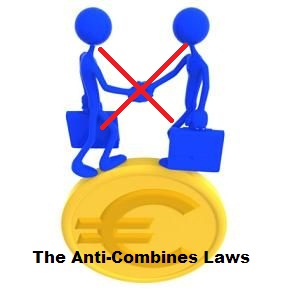 the anti-combined laws in economics